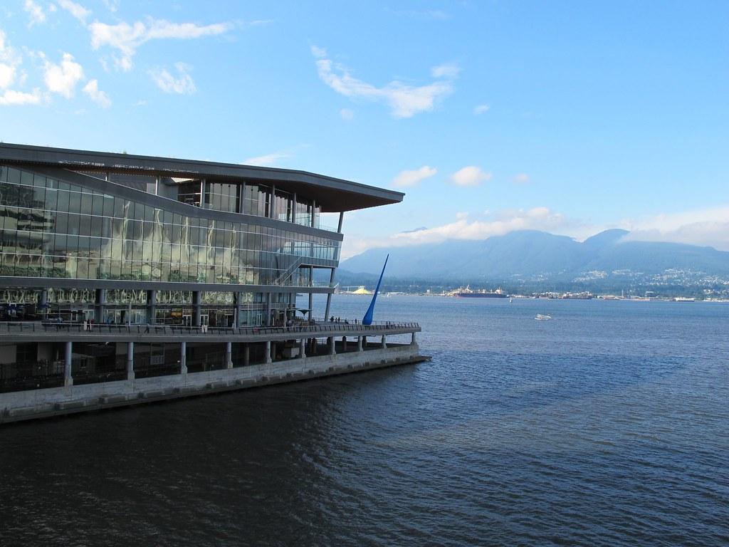 Vancouver Convention Centre Restaurants