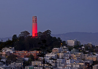Coit Tower Tribute | by katejbrown photography