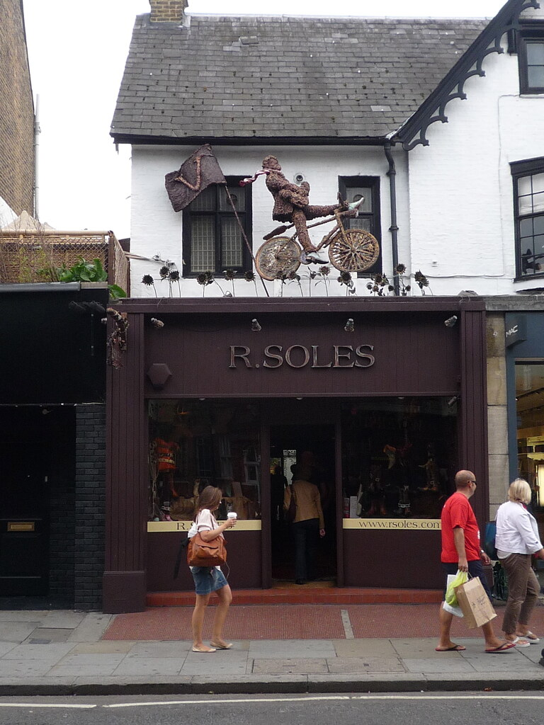 r soles kings road