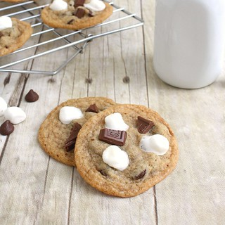 S'mores Cookies | by Tracey's Culinary Adventures