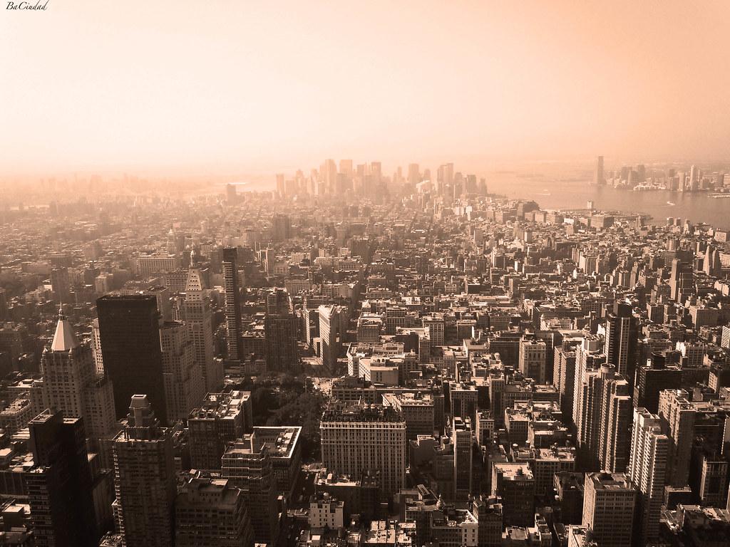 Manhattan 70s Mr Baciudad Flickr