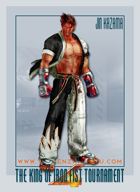 jin alt in tekken 4 this costume is pretty much devil wit flickr