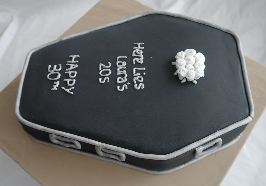 Coffin Cake Pan