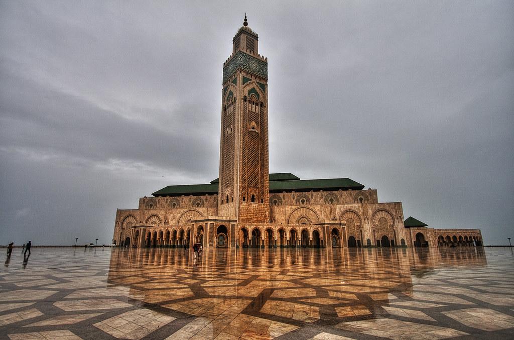 Hassan II Mosque – Morocco