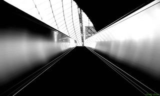 [Black Escalator] | by Thomas Bonfert