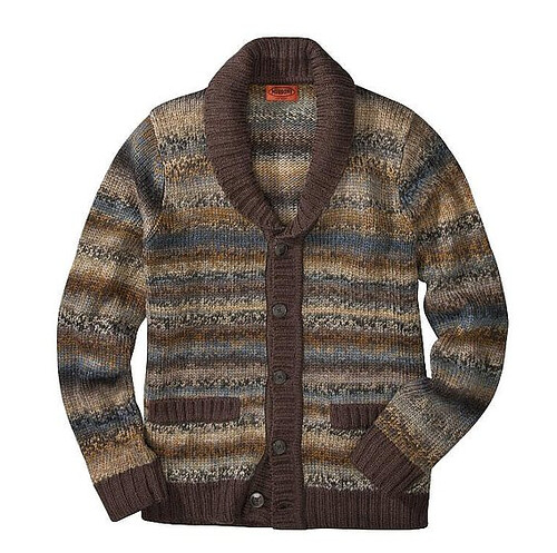 Missoni for Target men's cardigan | by Célèste of Fashion is Evolution