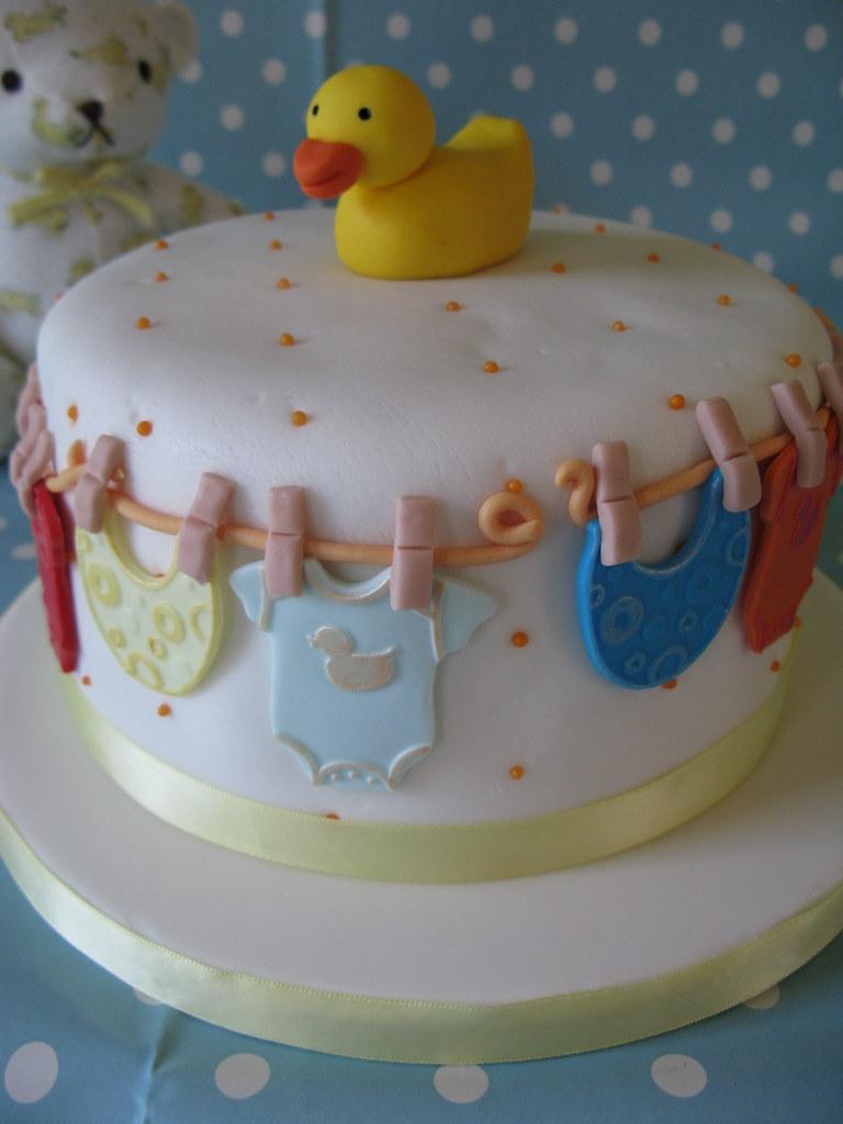 6076224266_bf23cbd2dd_b Baby Shower Duck Cakes