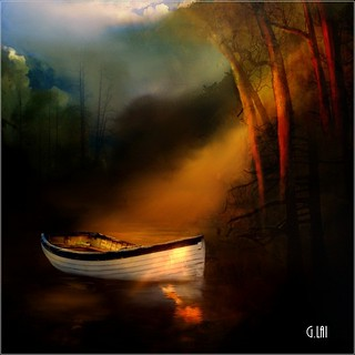Old boat  _______for ps contest | by G.LAI