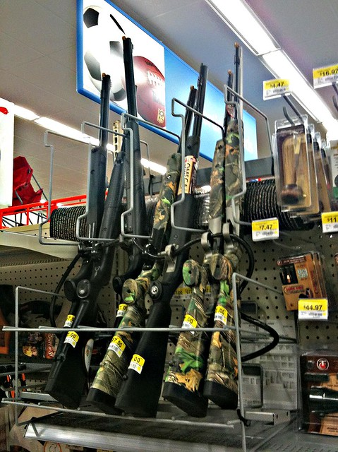 Venta De Autos >> Black powder rifles at Walmart, Westminster, MD | Flickr - Photo Sharing!