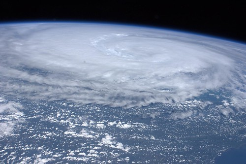 Hurricane Irene as Seen from Space | by NASA Goddard Photo and Video