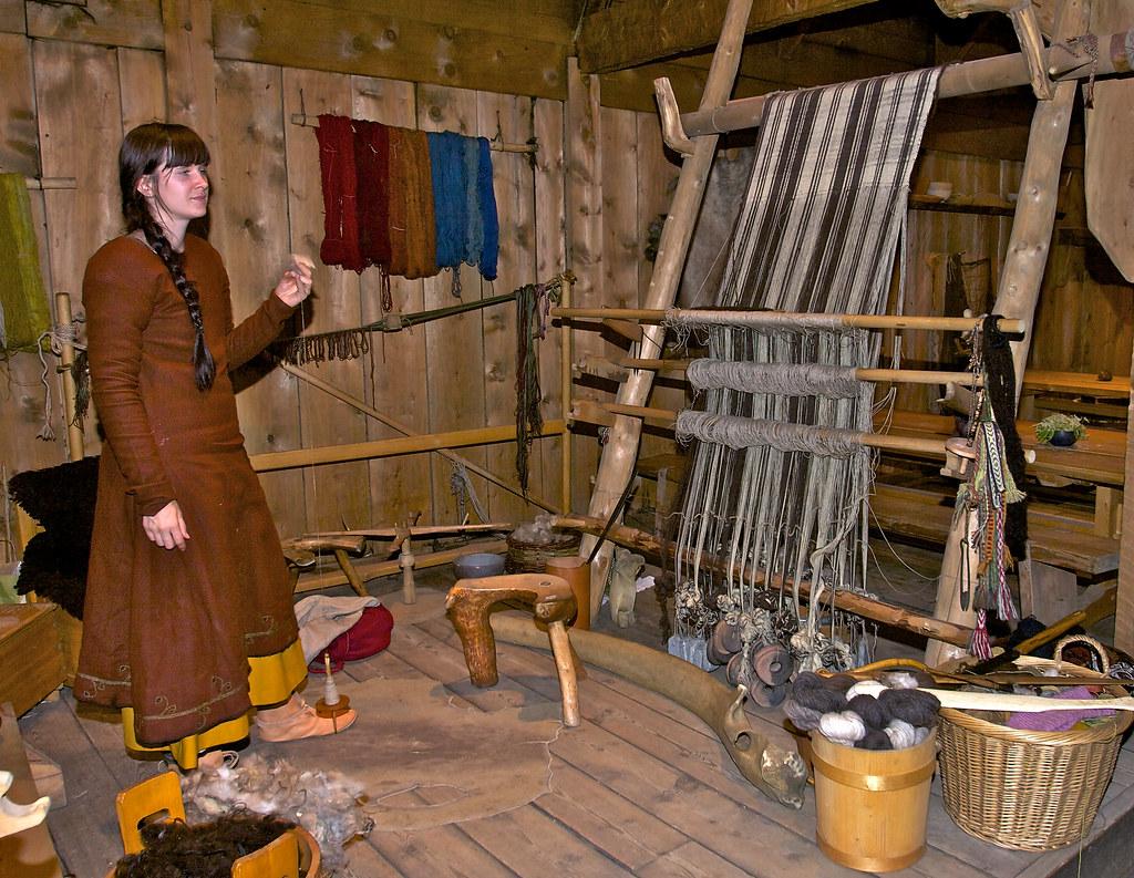 1508 Lofotr Wikingermuseum In Borg Auf Den Lofoten Nor