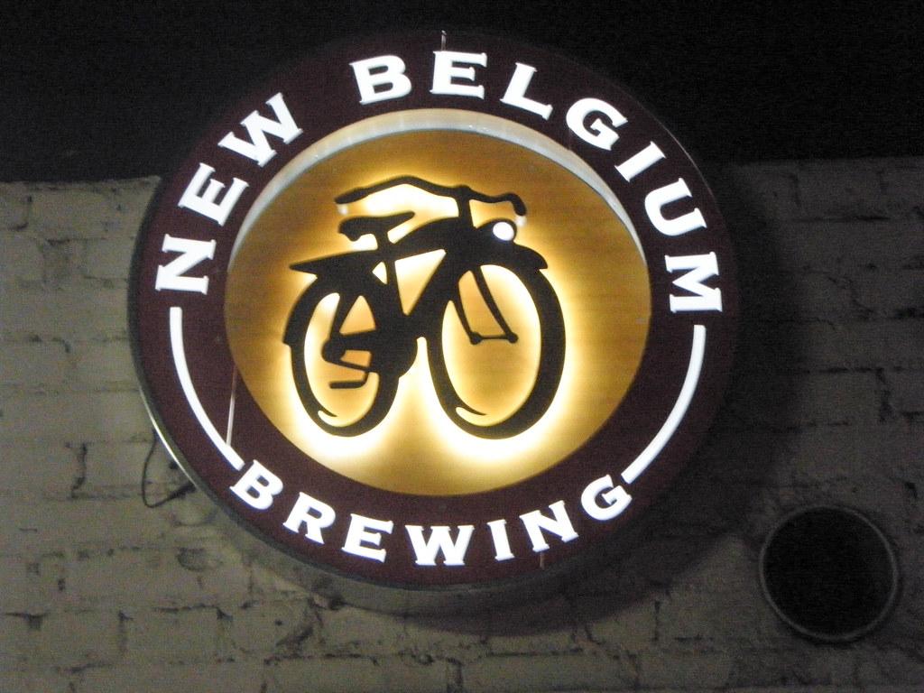 new belgium brewing co shot at vinos brew pub flickr
