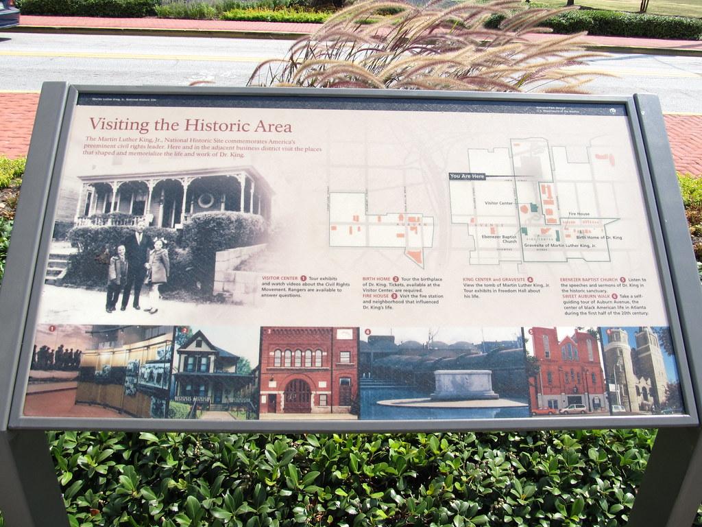 Martin Luther King Jr National Historic Site Atlanta G Flickr