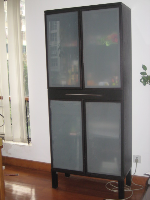 Unique Ikea Glass Door Cabinet Decor