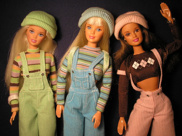 Barbie Babysitter SKIPPER Doll (1990) in the UAE. See prices ...