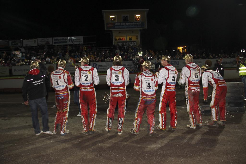 Allsvensk Final 2011  Rospiggarna - Ikaros Smederna 51-39