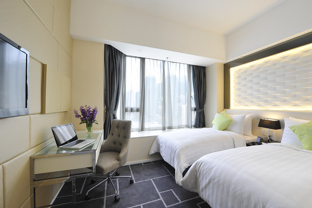 Superior Twin Room At Europa Hotel Belfast