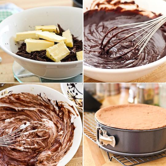Flourless Chocolate Cake No Butter
