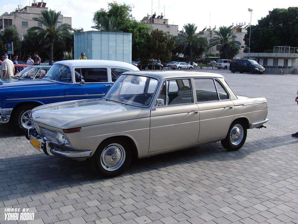 1962 BMW 1500 | Yohai Rodin | Flickr