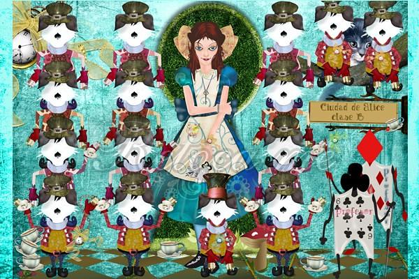Orla Infantil Alice | Flickr - Photo Sharing!