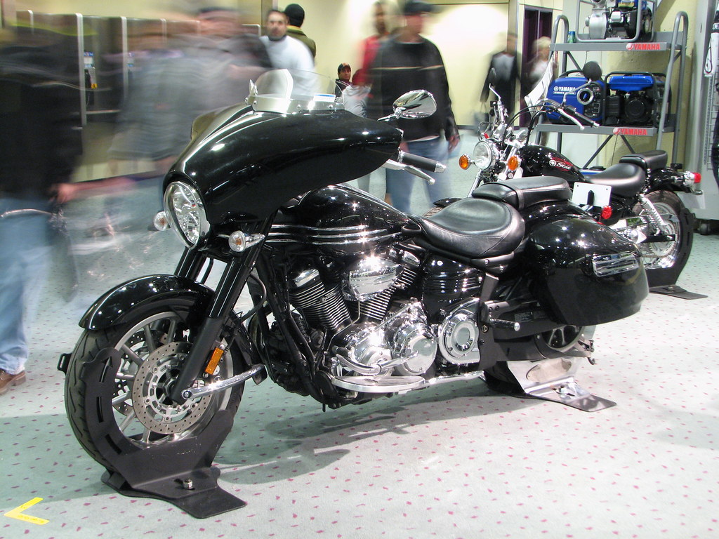 Yamaha Stratoliner