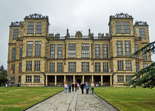 Hardwick Hall main entrance | by Dun.can