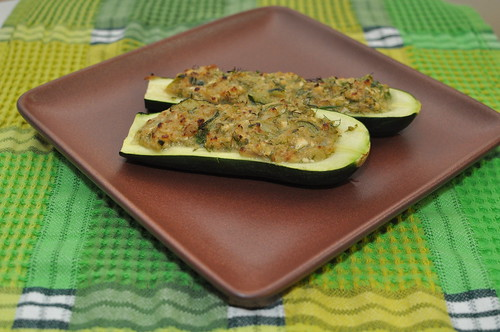 Stuffed Zucchini | by ravingamicks