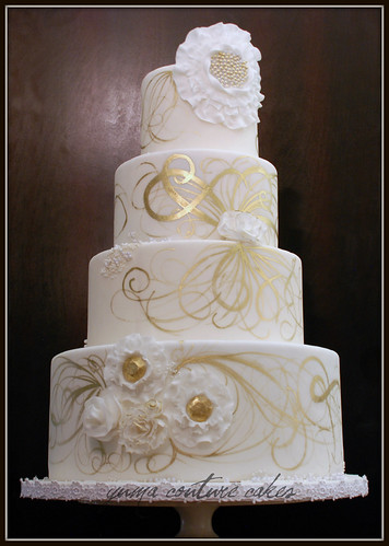 Wedding cake Yuma AZ | by Yuma Couture Cakes