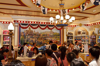 HKDL July 2011 - Exploring Main Street Sweets | by PeterPanFan