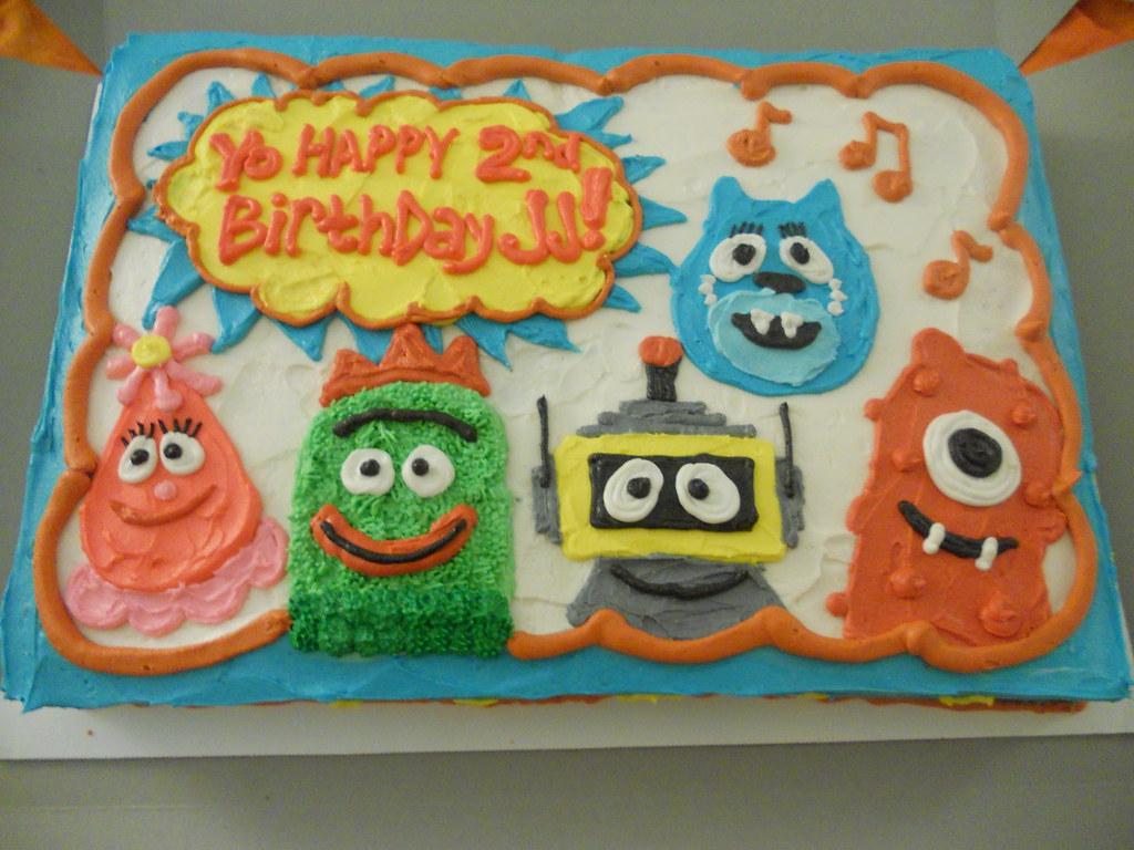 Yo gabba gabba birthday sheet cake dianasdreamsweetss flickr dianasdreamcookies yo gabba gabba birthday sheet cake by dianasdreamcookies thecheapjerseys Gallery