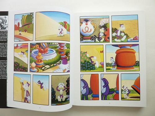 The Frank Book (Hardcover Edition) by Jim Woodring - | by fantagraphics