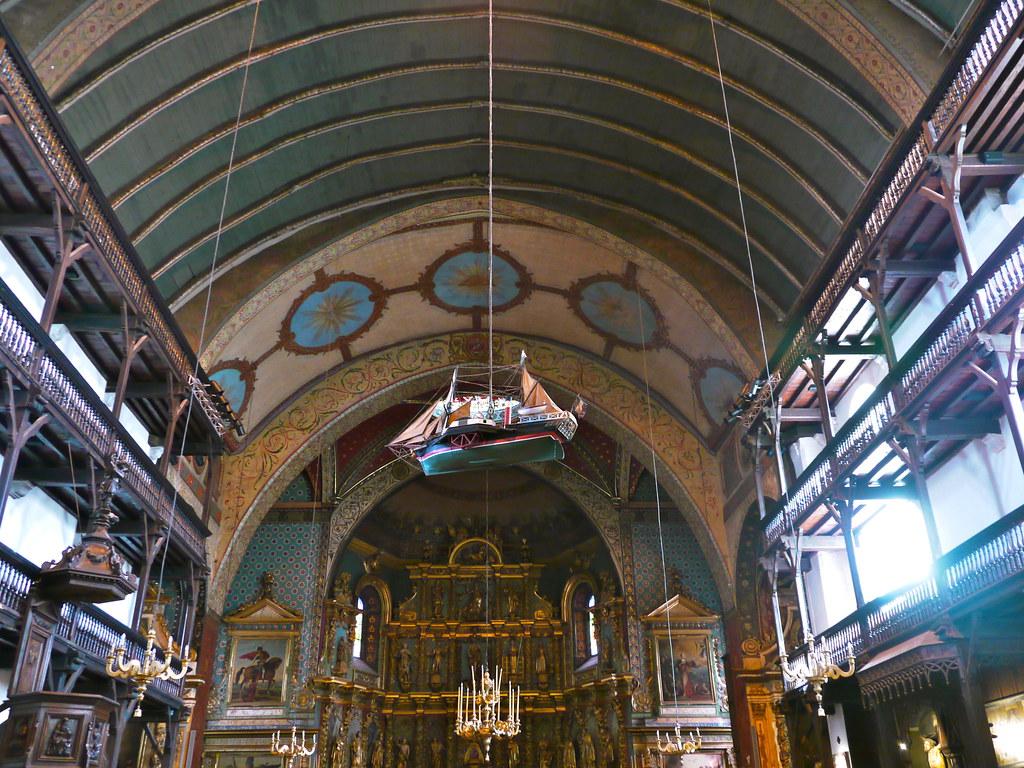 Saint jean de luz pyr n es atlantiques glise saint jean flickr - Euskal linge st jean de luz ...