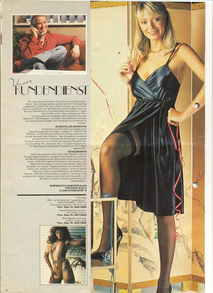 Old Fashioned Clothing Catalog