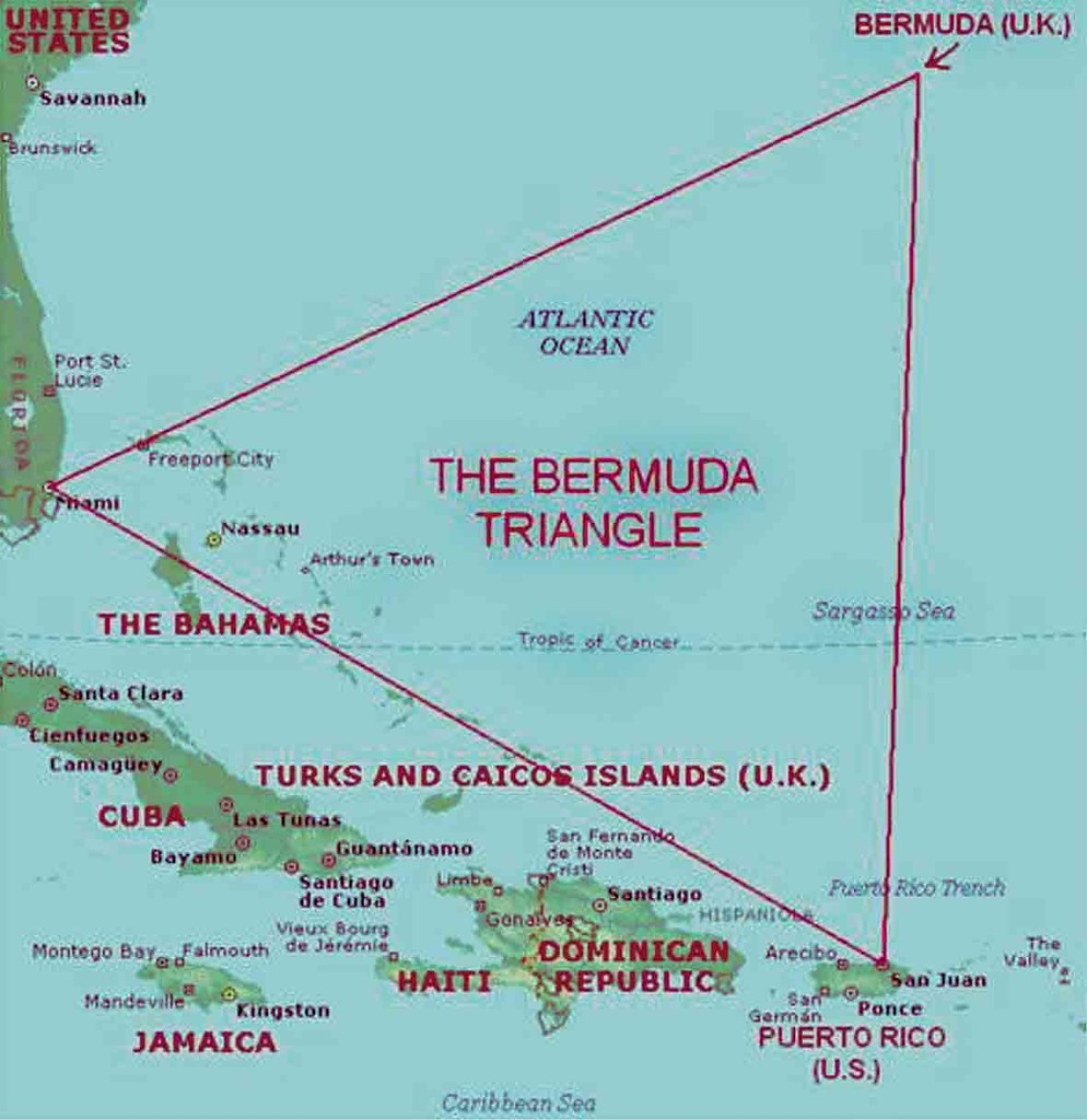 latest research on bermuda triangle in urdu Researchers in the us claim they have discovered the answer to the mystery of the bermuda triangle premium news politics sport in a new science channel.