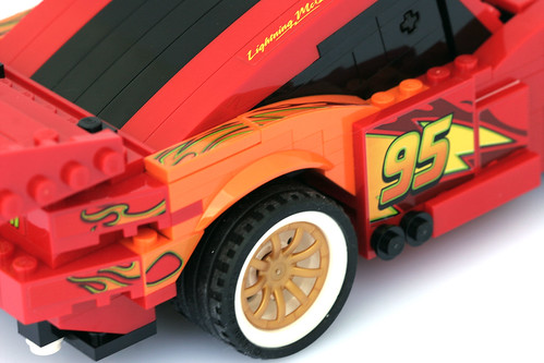 8484 Ultimate Build Lightning Mcqueen - 7 | by fbtb