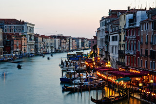 Grand Canal at Dusk | by davidnc82