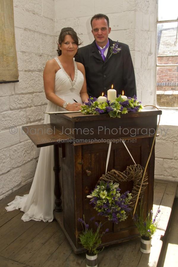 Black Country Museum Wedding Photographs