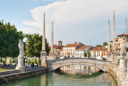 Bridge in Padua | by diez_ua