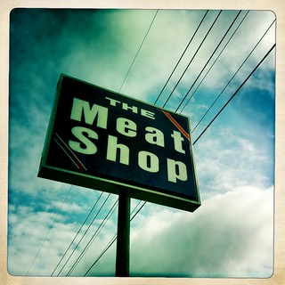 The Meat Shop | by Notley