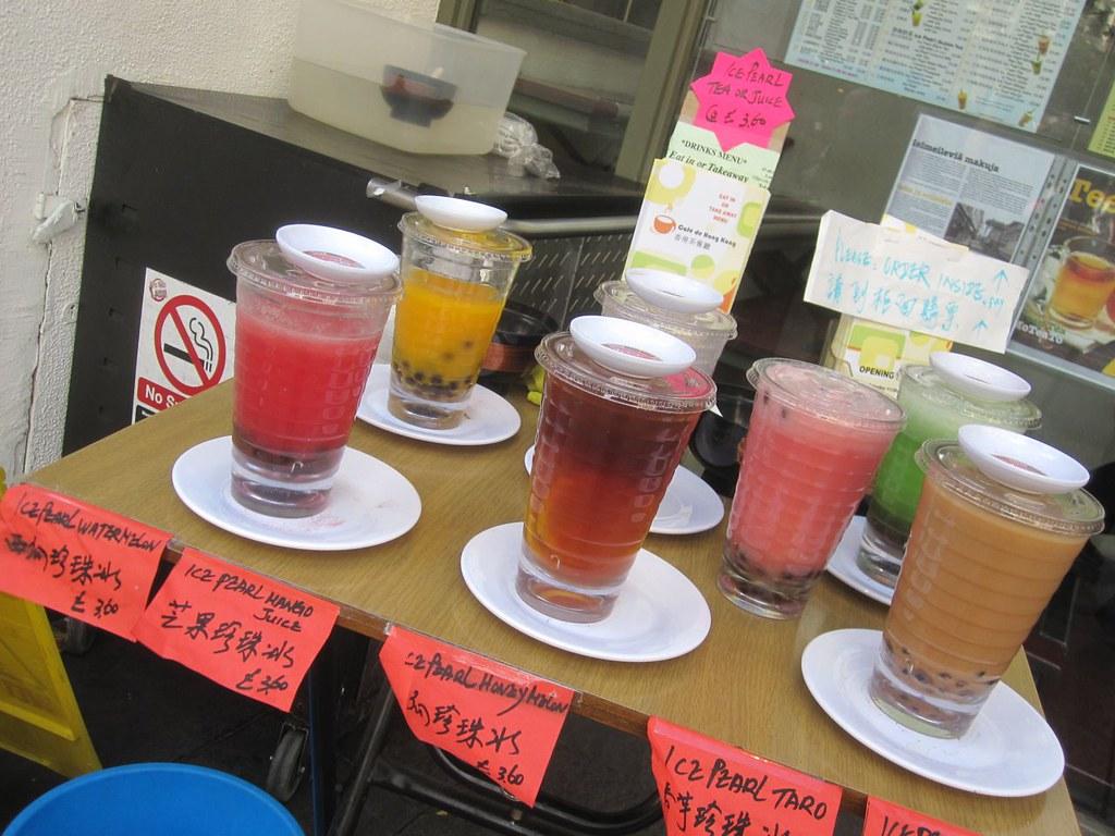 Bubble Tea Cafe New Delhi Delhi