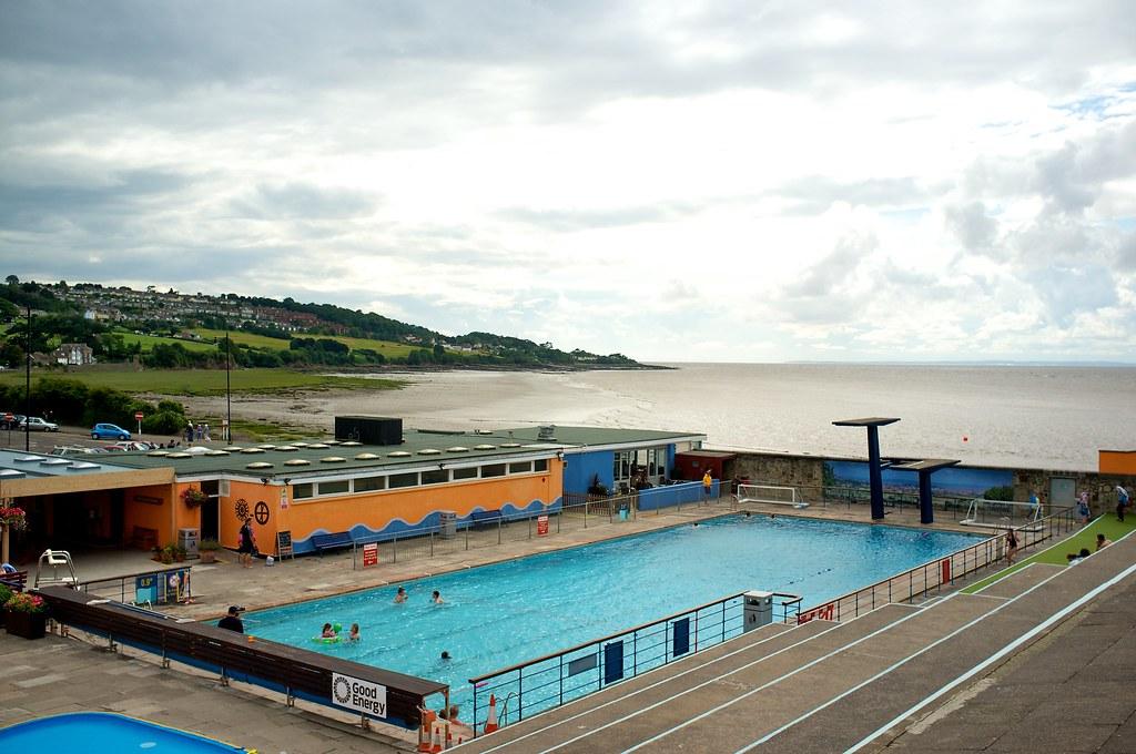 Portishead Open Air Pool | Jon Tan | Flickr