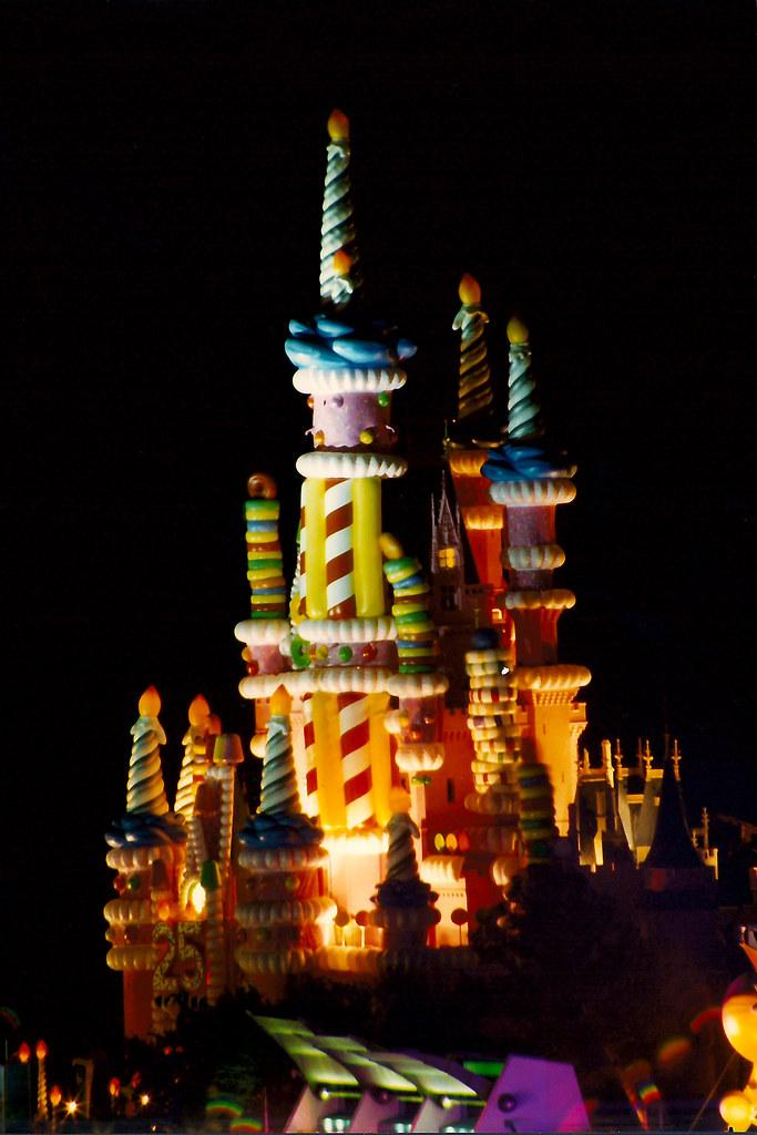 Cinderella S Castle 1997 Cinderella S Castle At Walt