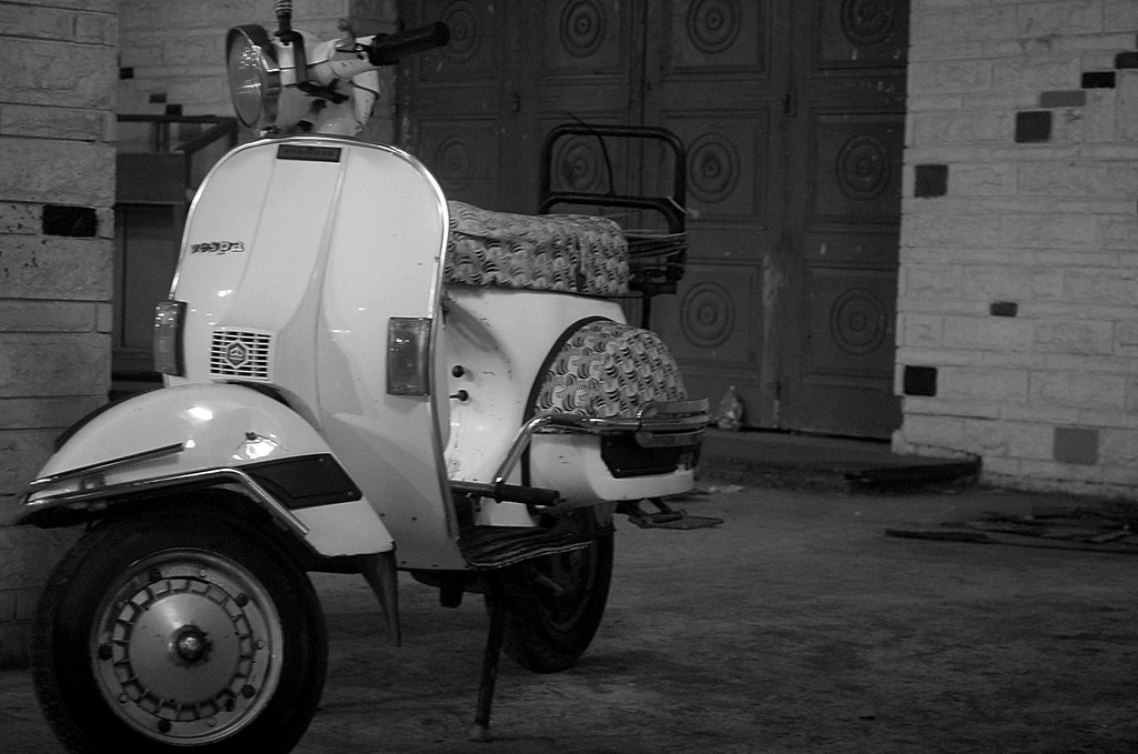 Vespa Egypt Copyright C 2011 Aimantashkil Flickr