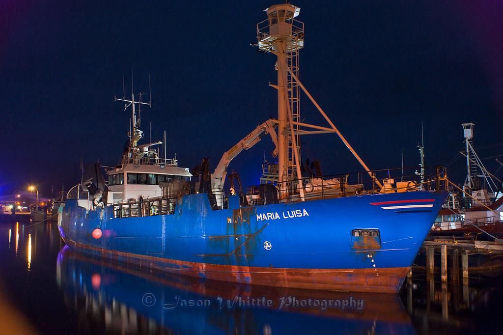 Dsc02169 maria luisa purse seine fishing vessel just for Purse seine fishing