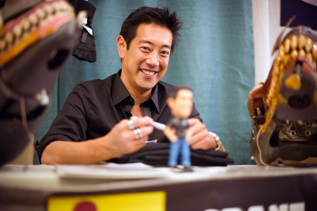 grant imahara teeth