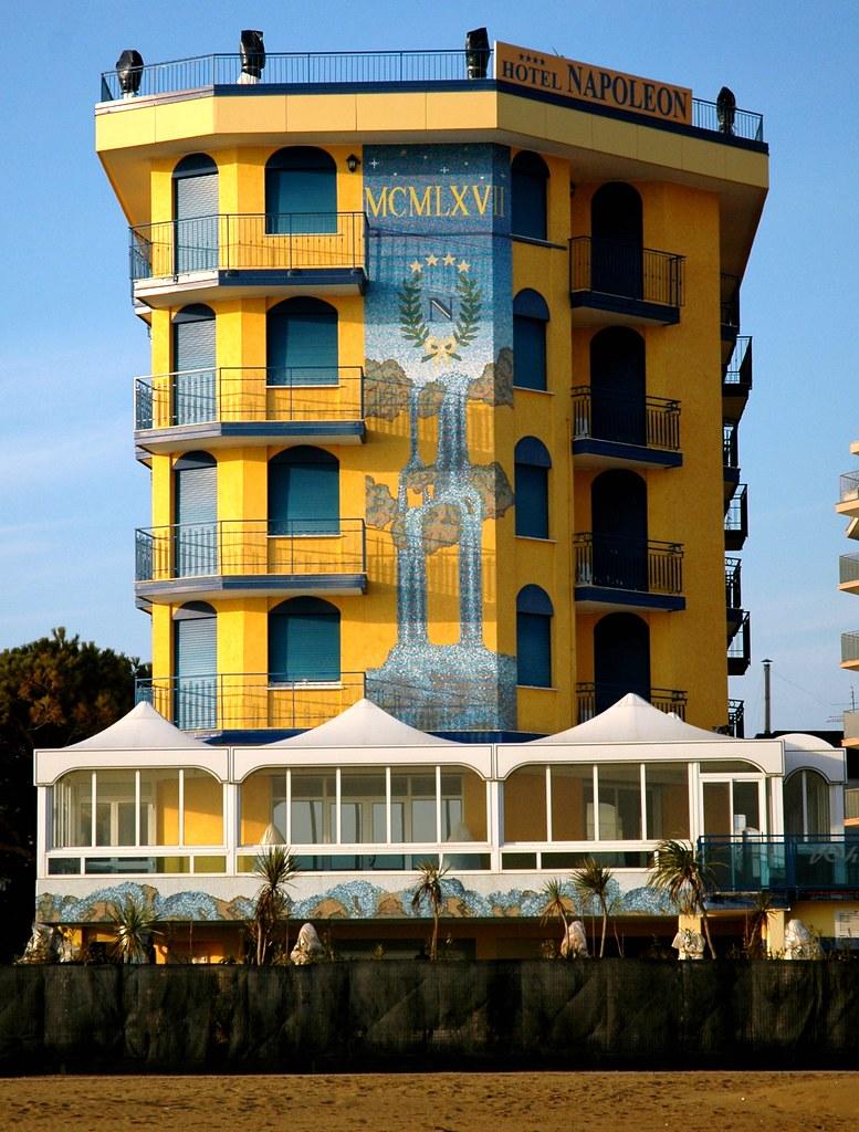 Hotel Fronte Mare Liguria