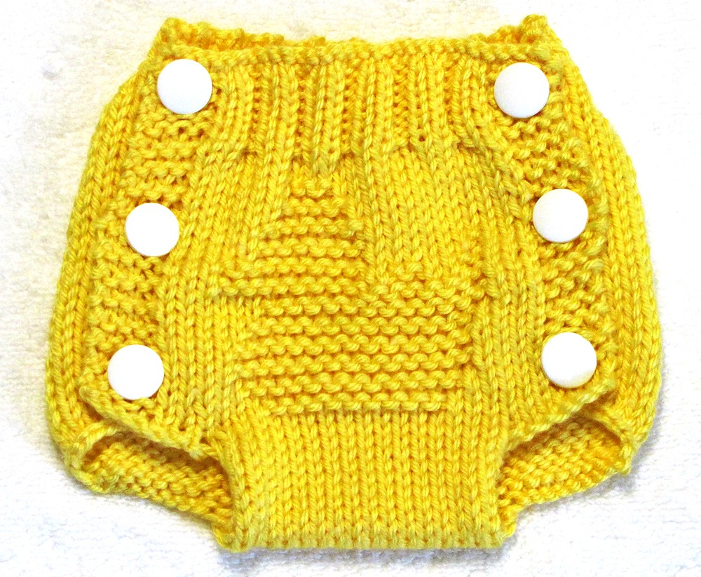 Diaper Cover Knitting Pattern - Rubber Duck | This RUBBER DU… | Flickr