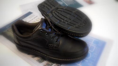 Dr Scholls Shoes Strap Ladies Velcro