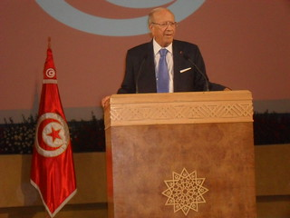 110819 Caid Essebsi addresses Tunisia | قائد السبسي يخاطب الشعب التونسي  | Caid Essebsi s'adresse à la Tunisie | by Magharebia