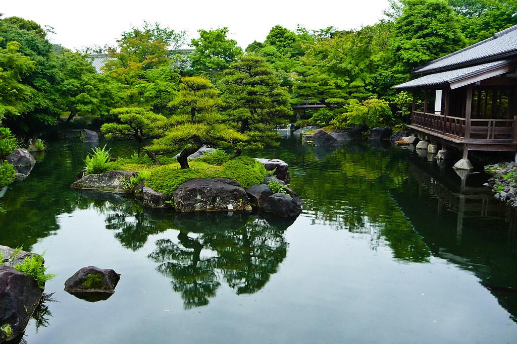 Korakuen  A Garden In Okayama It Is Considered As One Of -4245